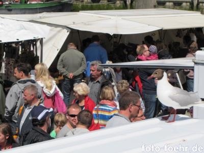 Fischmarkt Wyk Föhr