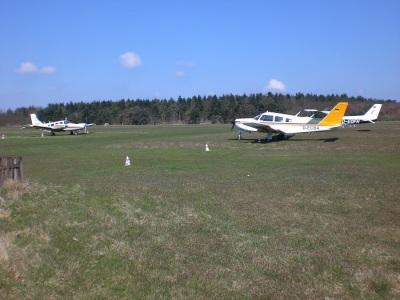 Flugplatz Wyk