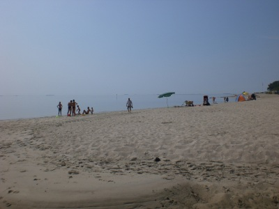 Idylle Strand Föhr