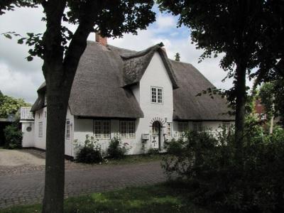 Nieblum Föhr Haus Zumpe