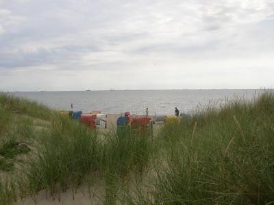 Nieblum Strandleben