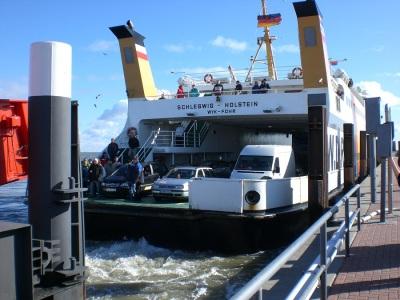 Schleswig Holstein anlegen Wyk