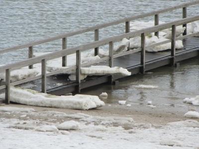Eis Wyk Seglerbrücke