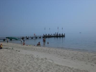 Sommer Strand Wyk Foehr