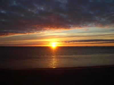 Sonnenaufgang Föhr