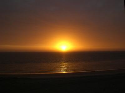 Sonnenaufgang Wyk 2008