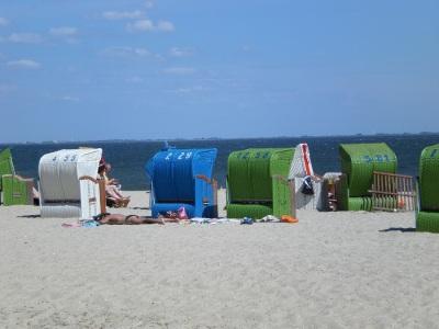 Sonnenbaden Strand Sand Sonne