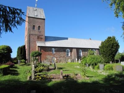 Kirche St. Laurentii Süderende