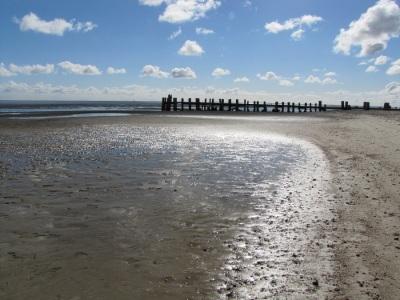 Strand Sonne Sommer Wyk