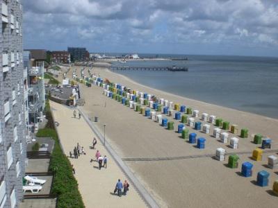 Strand Wyk Foehr