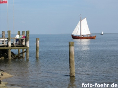 Urlaub auf  Föhr
