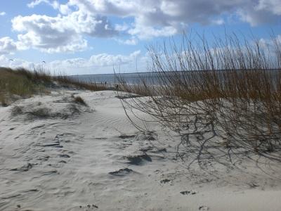 Utersum Düne Sand Amrum