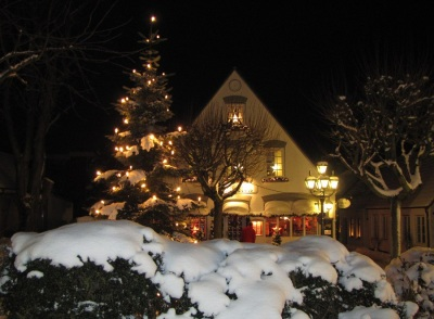Weihnachten Wyk Föhr 2010