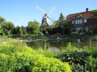 Windmuehle Mühlenpark