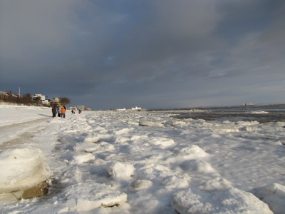 Winter Strand Föhr 2010-2011