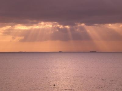 Wolken Sonnenaufgang